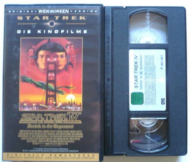 STAR TREK IV - Zurück in die Gegenwart - VHS