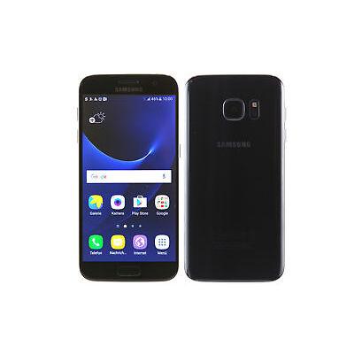 Samsung Galaxy S7 G930F / 32GB / Schwarz Weiß Silber Gold / Händler DE Gebraucht