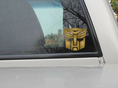 Autobot Sticker You Choose Size /& Color Transformers Autobot Vinyl Decal