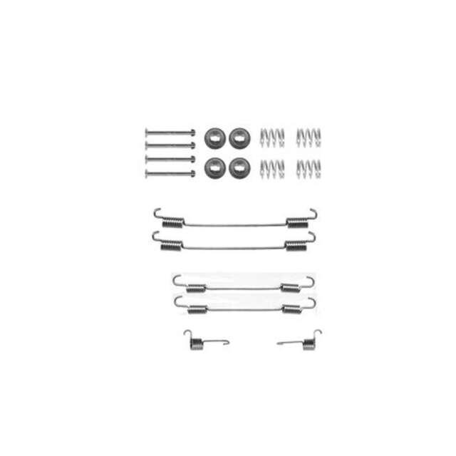 Mintex Rear Brake Shoes Accessory Fitting Kit MBA829-5 YEAR WARRANTY