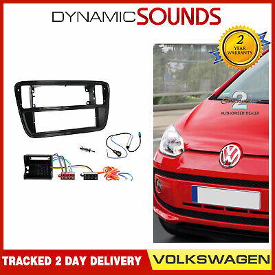 Connects2 CTKVW02-ISO Volkswagen UP 2012 Onwards Single Din Fitting kit