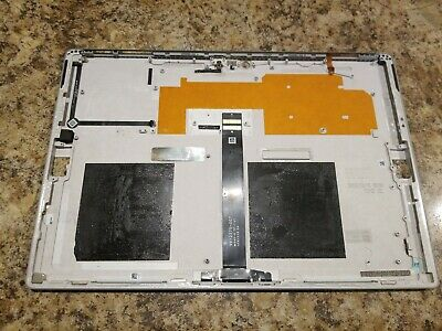 Battery Hinges Microsoft Surface PRO 4 1724 Base Back Cover Rear Housing Lid