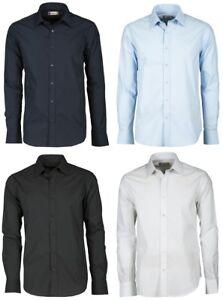 camicia-uomo-classica-cotone-collo-italiano-facile-stiro-manica-lunga-s-3xl