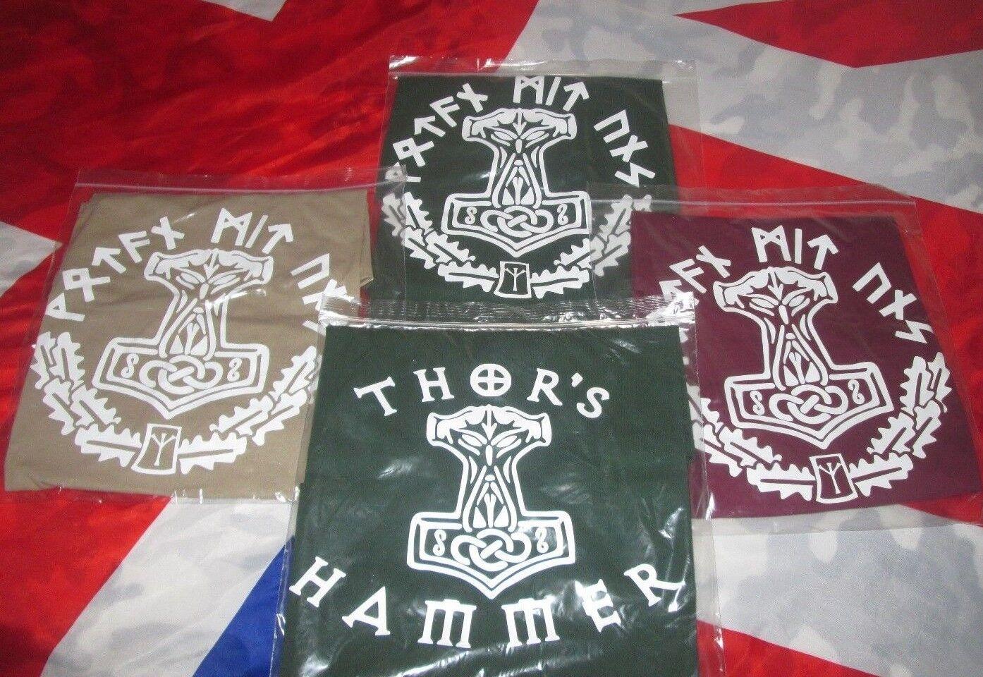 4 Viking Odinist Skinhead Biker style style style T Shirt s p5 | Kostengünstig  | Ruf zuerst  6b41c7