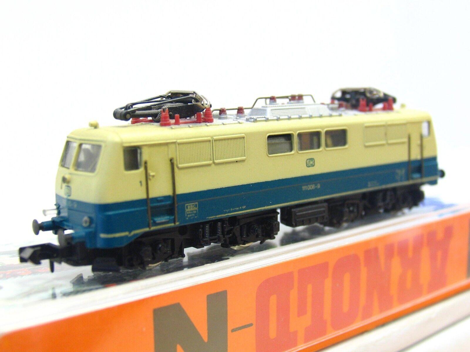 Arnold n 2325 e-Lok br 111 008-9 DB embalaje original (v6427)