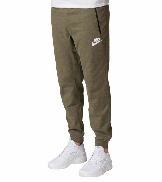 024ae66e66218 NIKE MEN'S NSW ADVANCE 15 KNIT JOGGER PANTS US SIZE M STYLE # 918322-222