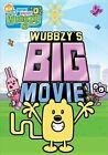 Wubbzy's Big Movie 0013138234087 With WOW WOW Wubbzy DVD Region 1