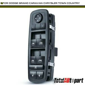 Master Window Switch For 2008 2009 Chrysler Town /& Country Dodge Grand Caravan