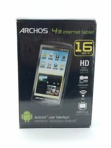 ARCHOS 43 TABLET DRIVERS UPDATE