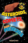 Up in Space: Asteroids, Comets and Meteors (QED Reader) by Rosalind Mist (Paperback, 2013)