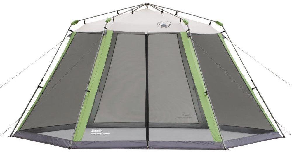 Pantalla de X Coleman Instant Canopy 15 Pies X de 13 pies. Pop-Up Tienda Refugio Protección UV b7533d