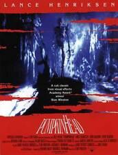 PUMPKINHEAD Movie POSTER 27x40 C Lance Henriksen John DiAquino Kerry Remsen