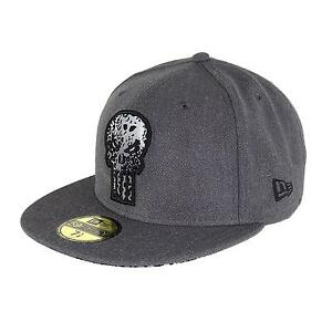 New-Era-SLICK-FILL-Punisher-Gorra-Unisex-Gorra-Gorra-color-Heat-gris-92897