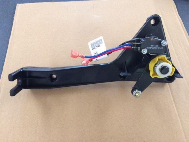 1016947 a forward reverse shifter assembly for club car ds gas 1992 newer  club car golf cart shifter diagram #10