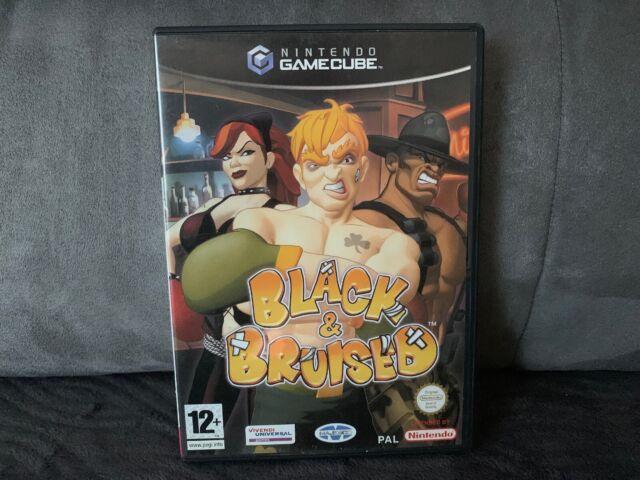 Black & Bruised pour Nintendo Gamecube