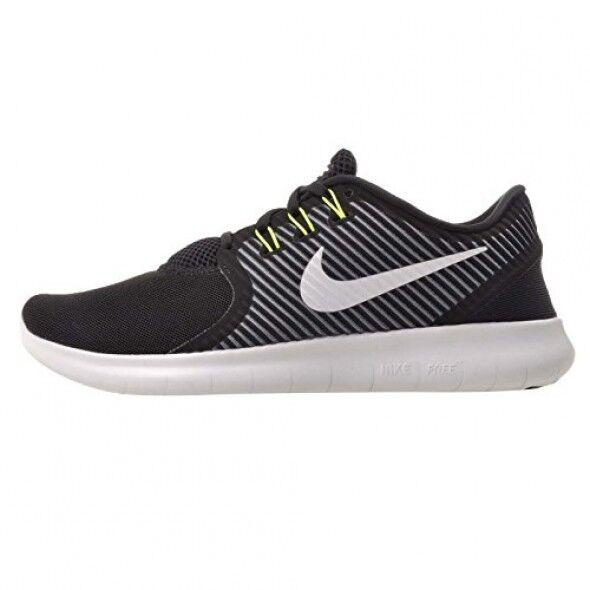 reputable site 3f1f6 bbb4c Nike WMNS RN CMTR Womens Running Run Shoes Black White Grey 831511-017 8   eBay
