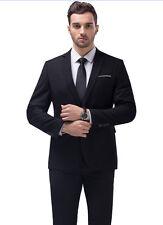 2017 New Style Men's Business Casual Suit Slim Wedding Suits Two Piece Suit