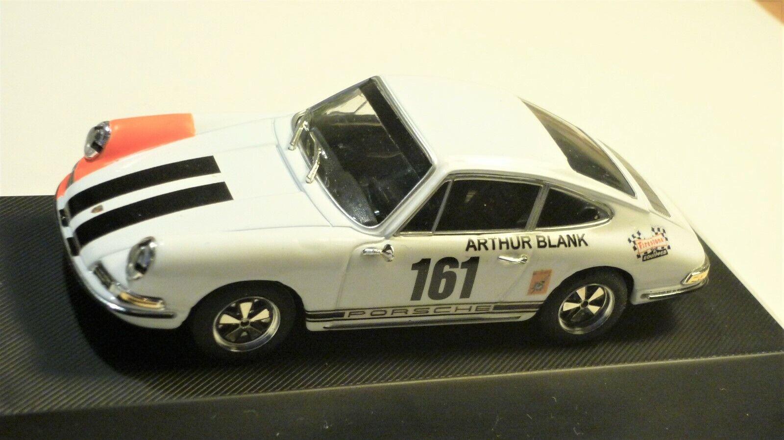 1 43 Porsche 911  1968   Fertigmodellolo    Arthur Blank
