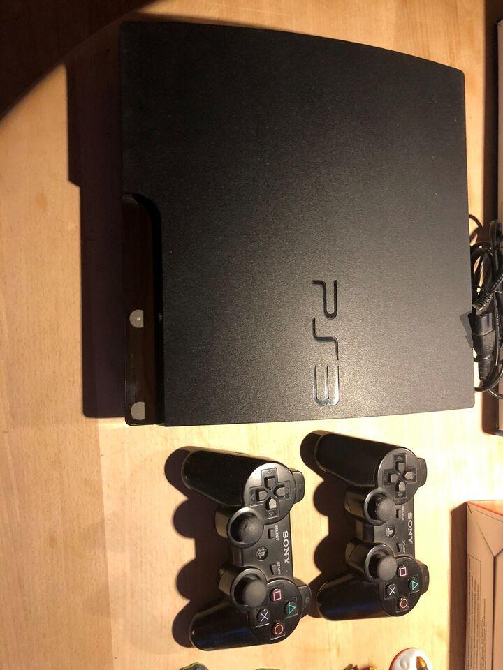 Playstation 3, CECH 2504b , Perfekt