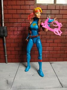 Marvel Legends Retro X-Men Dazzler Action Figure