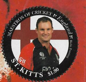 ST-KITTS-2011-CRICKET-WORLD-CUP-CAPTAINS-Sheet-with-ERROR-Designs-MNH