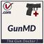 GunMD-com-Brandable-Gun-Firearm-Theme-LLLLL-COM-Domain-Name-5-Letter-5L thumbnail 1