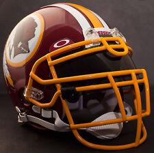 ***CUSTOM*** WASHINGTON REDSKINS NFL Riddell ProLine AUTHENTIC Football Helmet