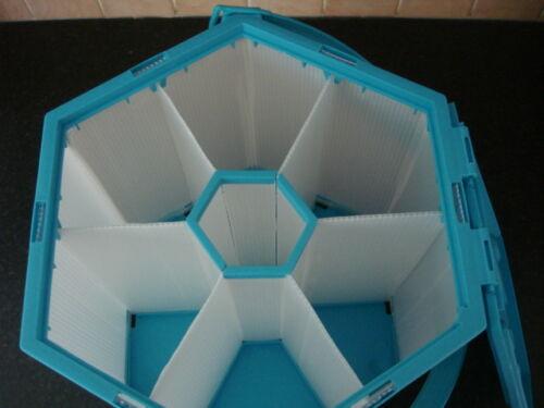 y todos los requisitos de tejer su Organizador De Tejer hexagonal para agujas de lana