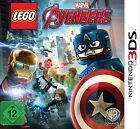 LEGO Marvel Avengers (Nintendo 3DS, 2016, Keep Case)