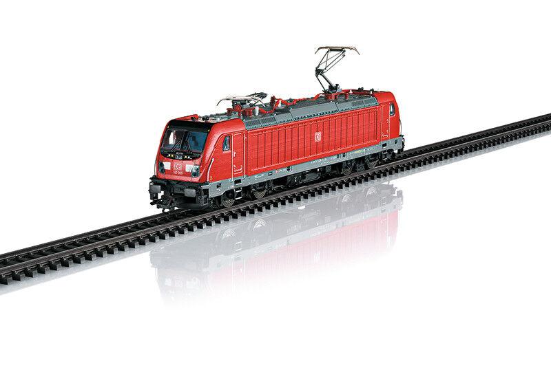 Trix h0 22689 E-Lok BR 147 D. DB DB DB AG  DCC/MFX/Sound Merce Nuova b891f2
