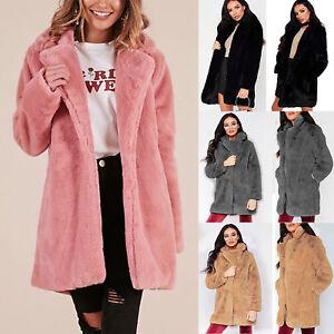 Women-Winter-Fluffy-Faux-Fur-Warm-Coat-Long-Lapel-Fashion-Jacket-Outwear-Tops