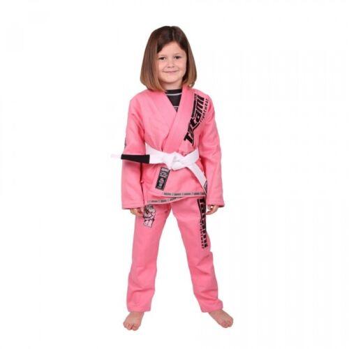 Tatami BJJ Gi Meerkatsu Kids Animal Brazilian Jiu Jitsu Suit Boys Girls Uniform