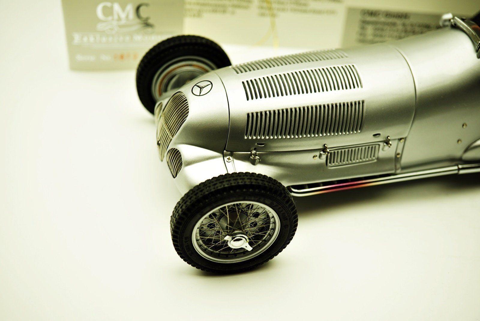 1 18..CMC--Mercedes Benz W125 1937 Nr. 4   M-031