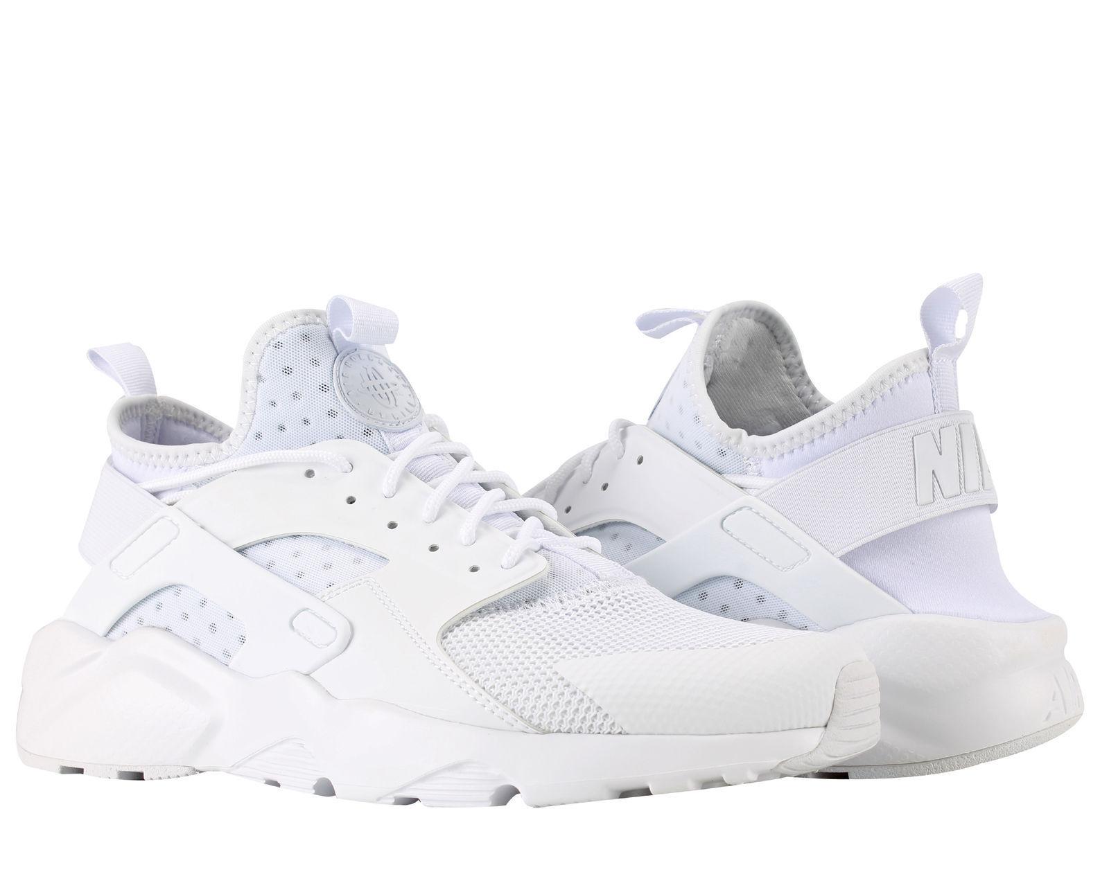 819685-101 Men's Nike Air Huarache Run Ultra White White White White Sizes 8-12 New in Box 47e944