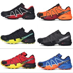 Designer-Mens-Speedcross-4-Athletic-Running-Sports-Camping-Outdoor-Hiking-Shoes