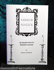 MIRROR MAGICK - Finbarr, Marcus T Bottomley. Occult Grimoire. Astral Projection
