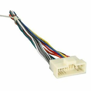 Details about Metra Smart Cable Wire Harness Adapter 80-1003 on