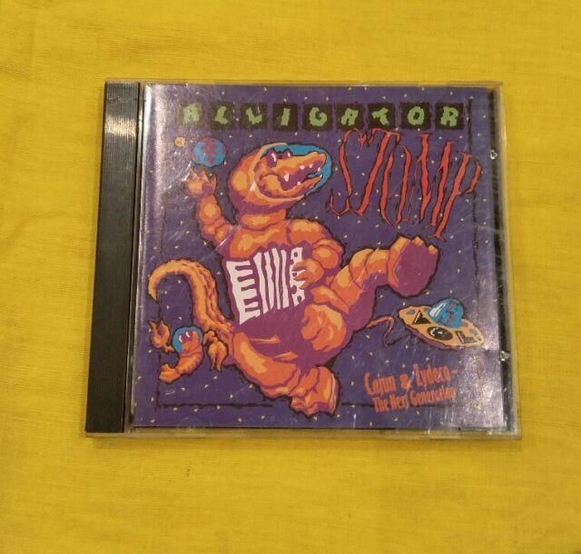 VARIOUS ARTISTS - V5 Alligator Stomp - CD