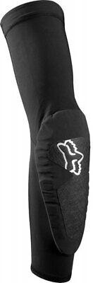 Fox Enduro D3O Elbow Guard Black Lightweight Mountain Bike Arm Pads