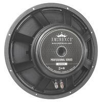 Eminence Delta Pro 15a Woofer 15 Speaker 8 Ohms 400 W - Loud Mids & Tight Bass