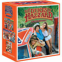 Dukes Of Hazzard The Complete Series Seasons 1 - 7 + 2 Movies Dvd Box Set