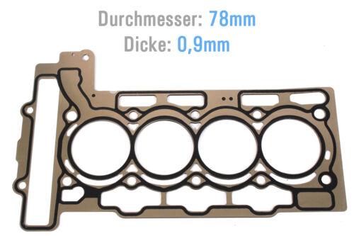 Joint de culasse surdeux Mini Peugeot 1,6 1,4 VTI n12b16a NEUF l5294318