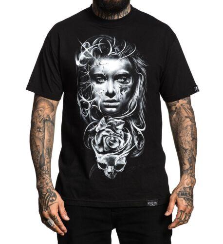 Yz T Tatoué Sullen Vêtements Shirt Art Skull Collective Urban Asencio Scm1981 UrfUtqwTx8
