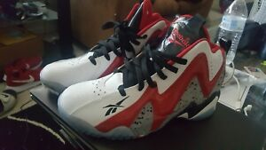 Image is loading Reebok-kamikaze-ii-Trail-Blazer-Shawn-Kemp c40abc101