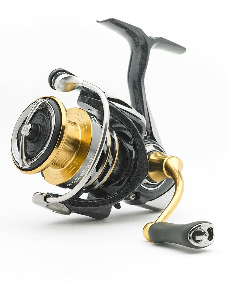 Daiwa 17 Exceler 6000D Reel Brand New - Free Delivery Delivery Free 9a270b