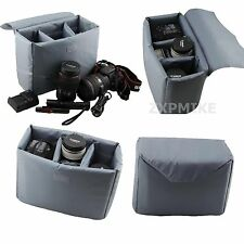 DB28  Partition Padded Camera Bags SLR DSLR TLR Insert Protection Case