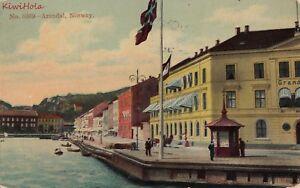 Postcard-No-5369-Arendal-Norway