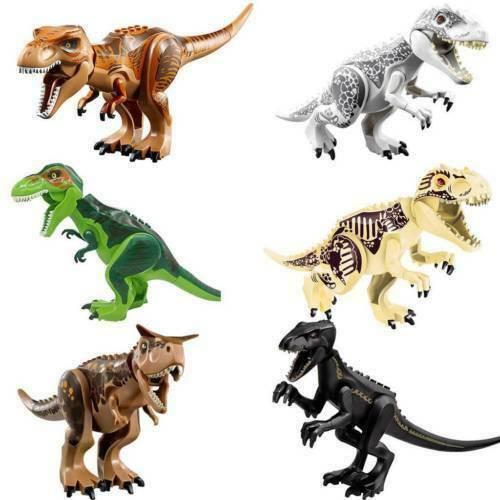 1//6x Large  DINOSAUR TYRANNOSAURUS Toy Jurassic World Park Series NEW