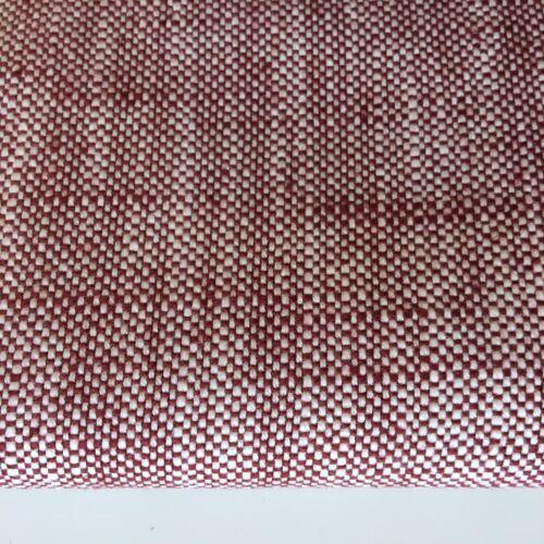 vino sobre Lino Jacquard Cortina Ciega Tela de tapicería lavable. 711