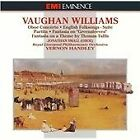 Ralph Vaughan Williams - Vaughan Williams: Partita For Double String Orchestra/Concerto For Oboe & Strings/Fantasia On A Them (1991)